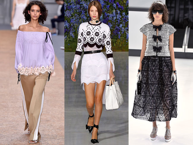 30 looks from Paris Fashion Week that we would ACTUALLY wear