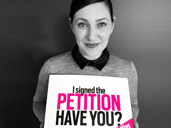 Celebrities back Cosmo's #equalpay campaign