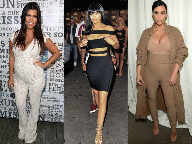 19 impossible outfits only the Kardashian/Jenners could pull off