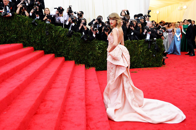 Taylor Swift will play a major part in the 2016 Met Gala