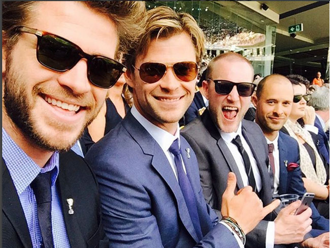 All the times the Hemsworths ruled Instagram