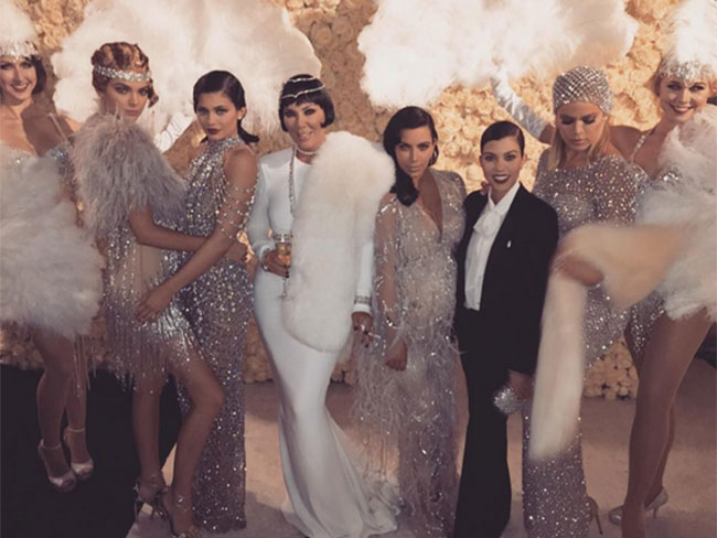 Kris Jenner's $2m birthday party was INSANE