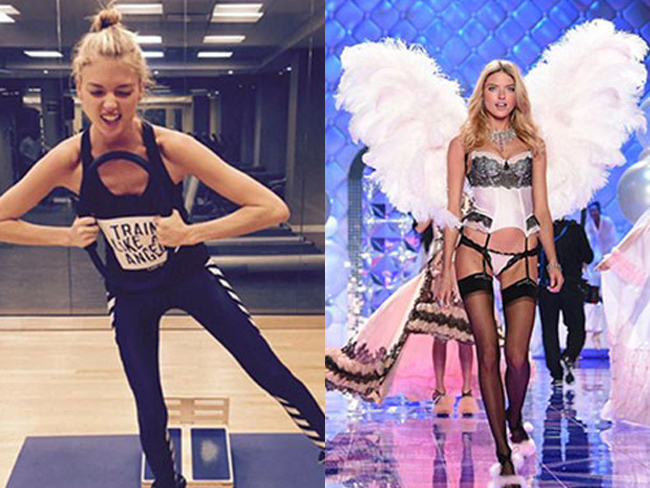 What it's really like to train Victoria's Secret models