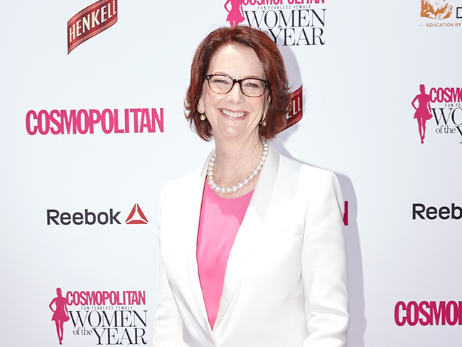 Julia Gillard made a HUGE announcement at our Women of the Year Awards