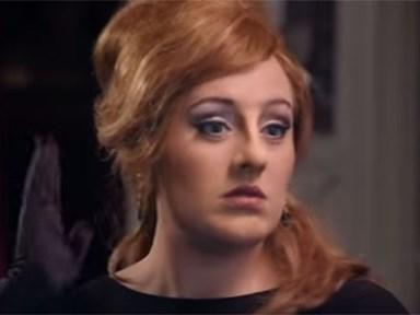 Watch Adele adorably prank a bunch of Adele impersonators as 'Jenny'