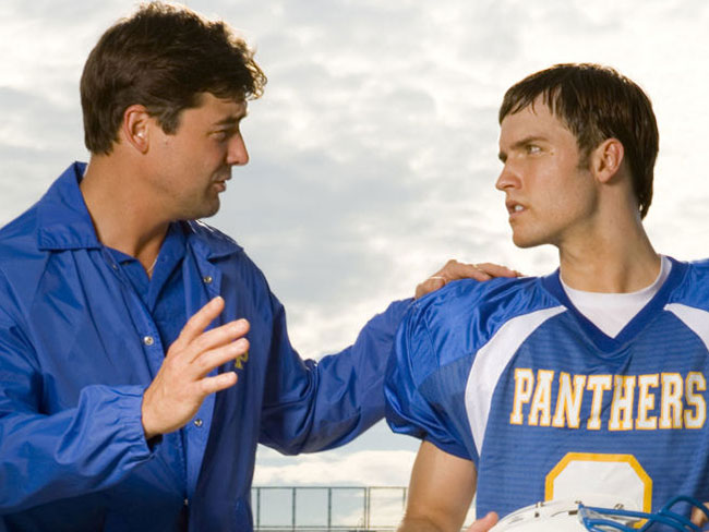 A Friday Night Lights musical is happening and Jason Street is playing Coach Taylor