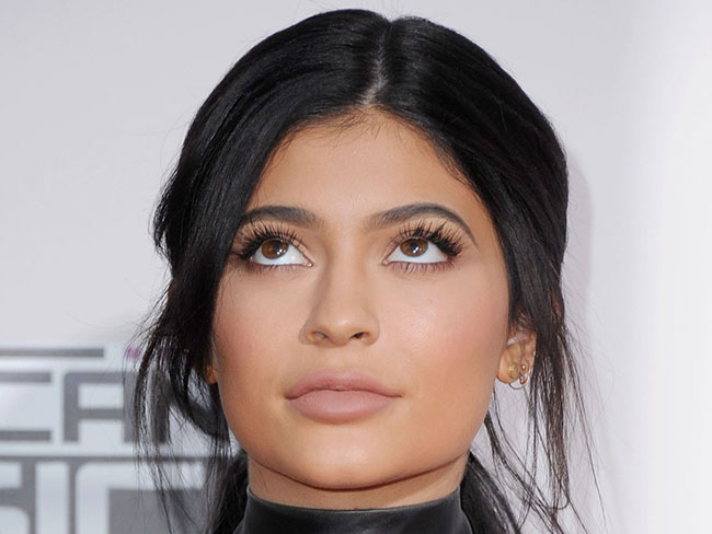 Kylie Jenner dismisses rumours she's preggers and fuels rumours she's engaged