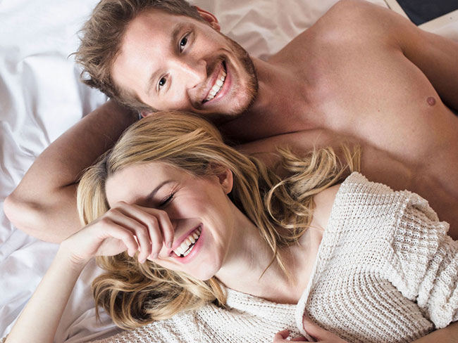 The 10 best things about sleeping with a man-boy