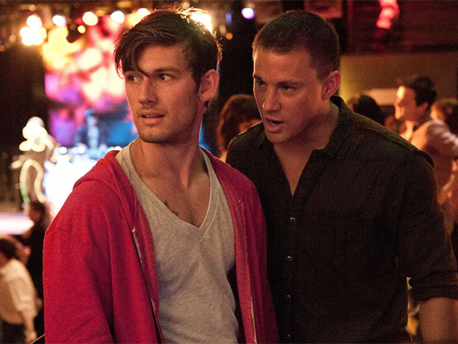 "Magic Mike's Alex Pettyfer: ""Channing Tatum does not like me"""