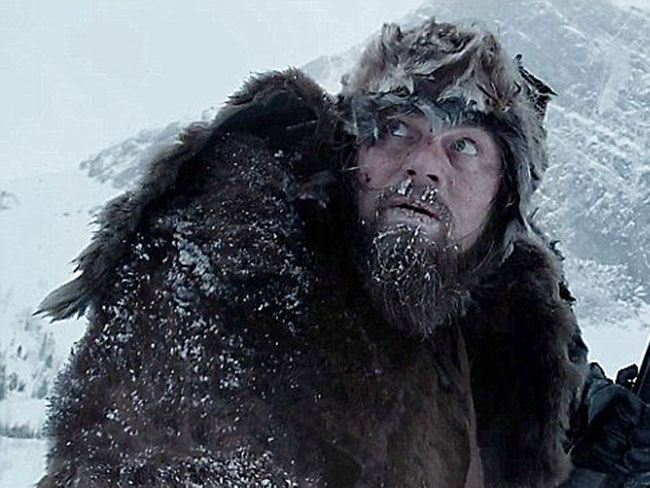 Hey everybody, Leonardo DiCaprio was NOT 'raped twice by a bear' in new movie The Revenant