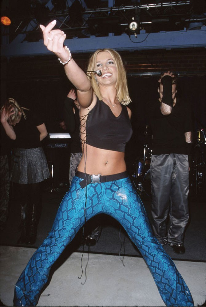 The style evolution of Britney Spears   Cosmopolitan