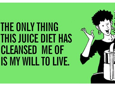 The major detox lie you need to stop believing