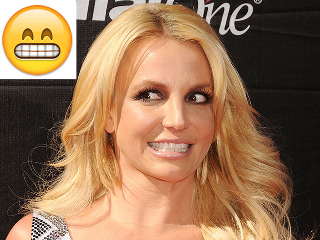 10 times celebrities pulled emoji faces