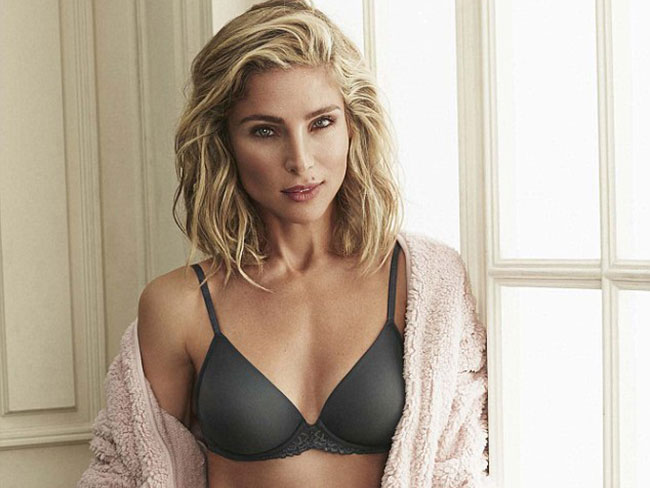 Elsa Pataky slays in new lingerie campaign