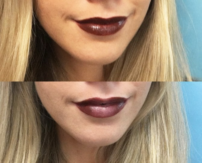 15. Make your lips look fuller by applying your lipstick as normal and then apply a lighter colour (or concealer) down the centre of your lips. Eat your heart out, Kylie Jenner.