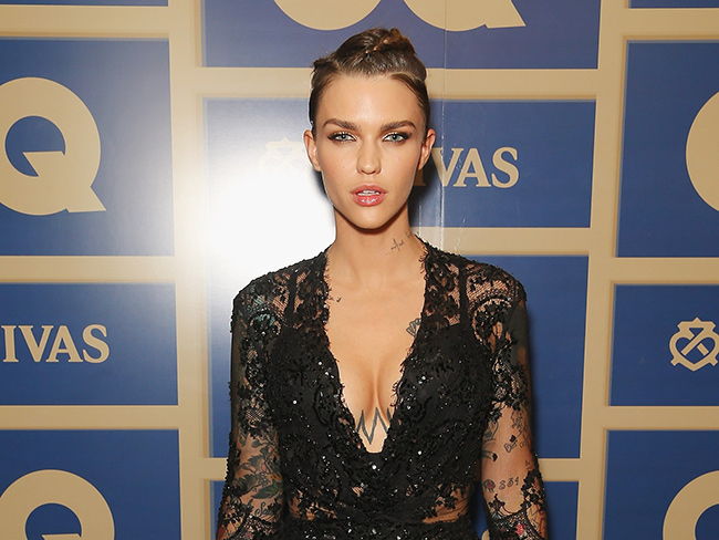 Ruby Rose shows off sexy AF rig after her split