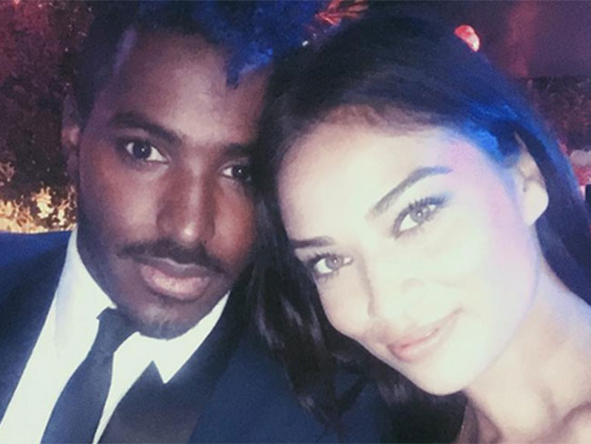 Shanina Shaik is engaged to DJ Ruckus