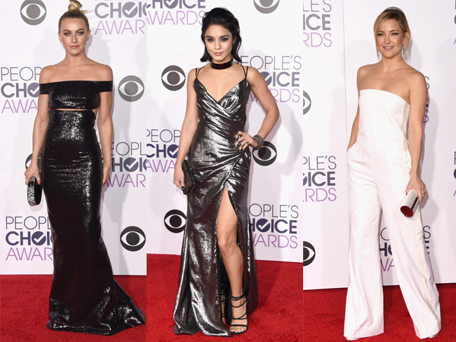 People's Choice Awards 2016: All the looks from the red carpet