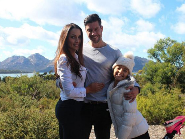 Snezana has shared the video of Bachelor Sam Wood proposing, complete with backing music