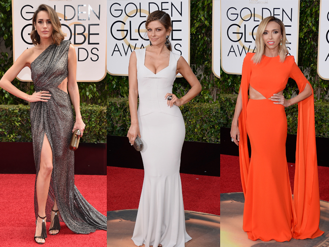 Golden Globe Awards 2016: Every look you need to see from the red carpet