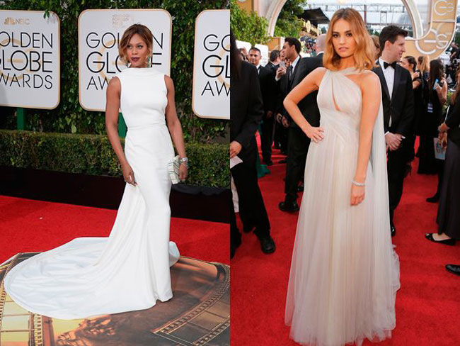 12 Golden Globe's gowns that would make the perfect wedding dress