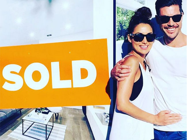 Take a look inside Sam Wood and Snezana Markoski's new Melbourne ~lurve~ nest