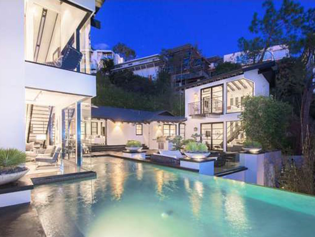 Calvin Harris' ridiculously EPIC mansion is for sale
