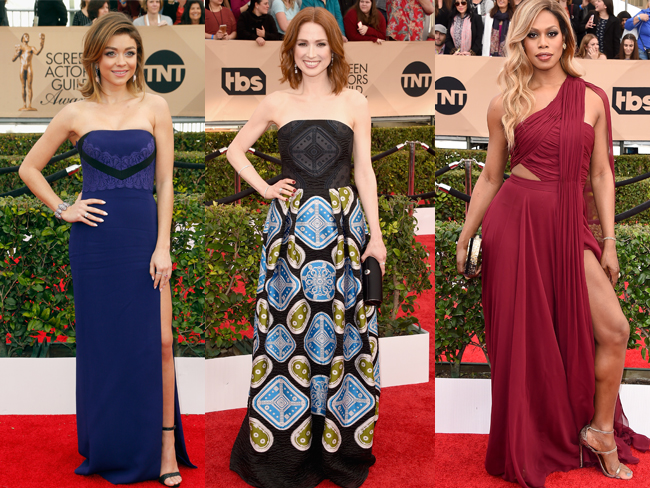 SAG Awards 2016: All the ~gorgeous~ red carpet looks
