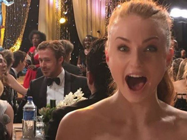 The best BTS celebrity Instagram snaps from the 2016 SAG Awards