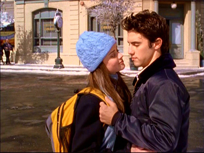 UPDATED: Gilmore Girls creator on who Rory will find love with in new series <3
