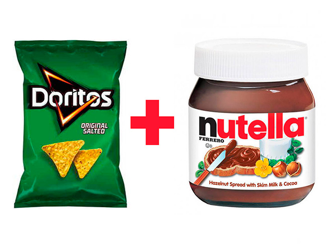 11 droolworthy Nutella food combos