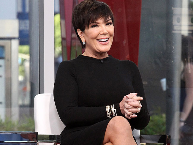 Kris Jenner will be a guest host on Fashion Police during NY Fashion Week