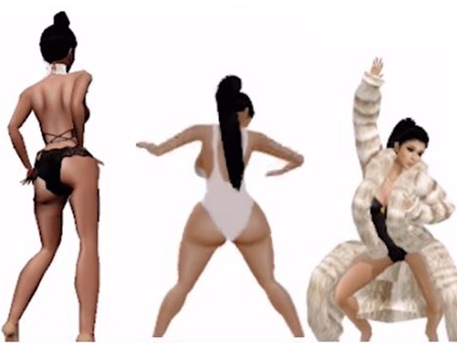 Kim Kardashian West is going to take over your phone with new Kimojis