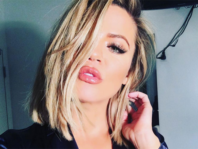 Khloé Kardashian posts nude picture, frees the nipple in the process