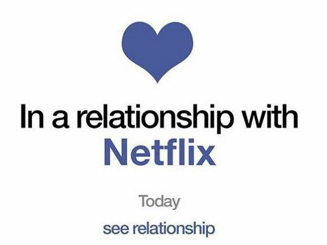 Netflix might be the key to a happier relationship