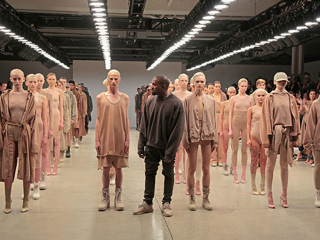 Kanye West forces designers to change their Fashion Week show schedules