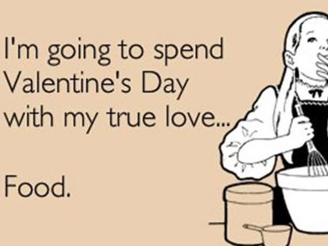 12 reasons why being single on Valentine's Day is actually the best