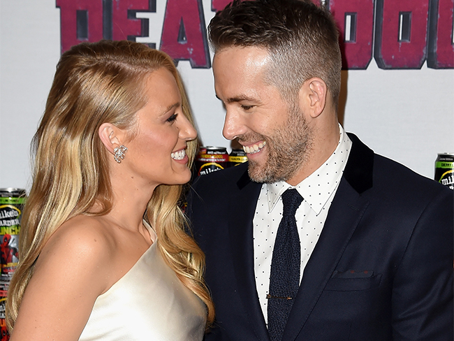 Blake Lively and Ryan Reynolds just made the most gorgeous red carpet comeback