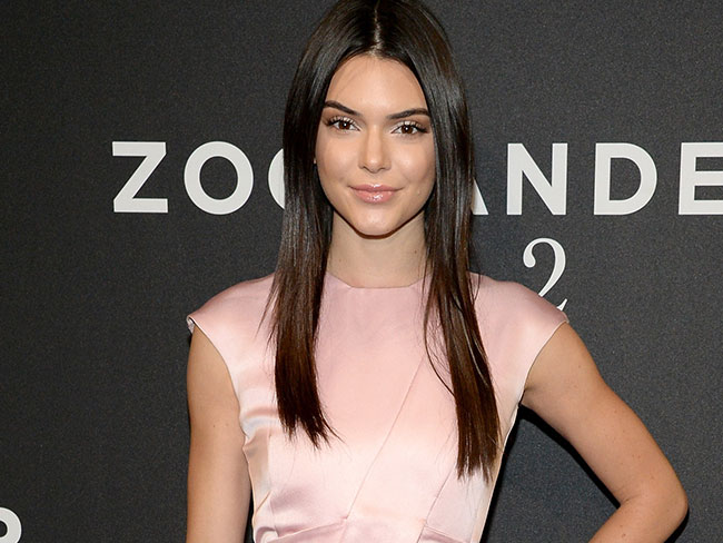 Kendall Jenner stopped a MAJOR wardrobe malfunction just in time