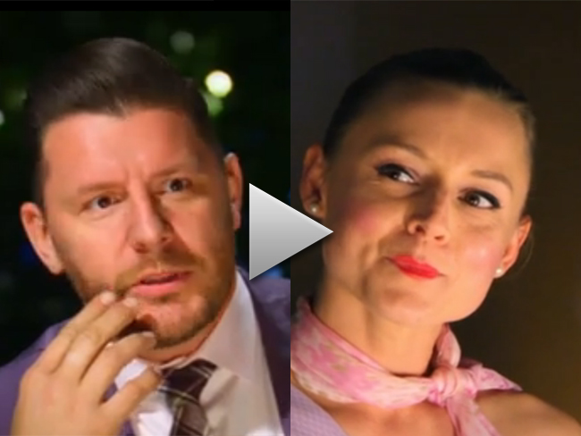 Holy awkwardness: Watch fitness-obsessed Jessica fat shame Manu in tonight's My Kitchen Rules