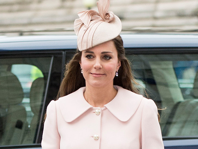 Kate Middleton's eyebrows have had an amazing growth spurt