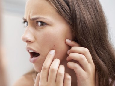 So this could be why we find pimple popping so goddamn satisfying