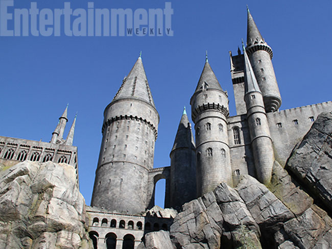 The Wizarding World of Harry Potter is about to open and it's our holiday of DREAMS