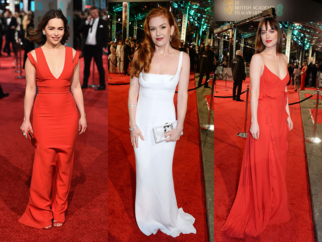 2016 BAFTA Film Awards: All the best looks from the red carpet