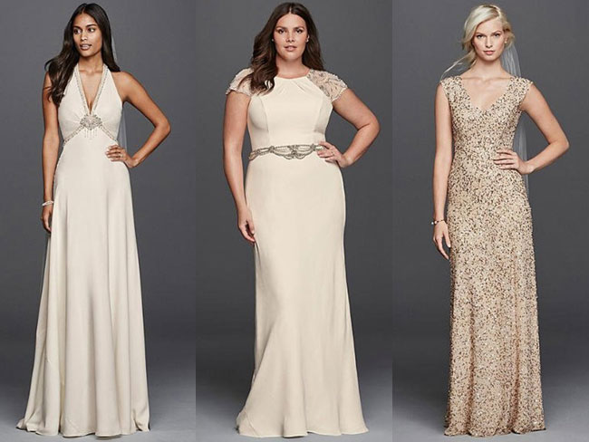 Jenny packham has created an affordable wedding dress for Sell your wedding dress fast