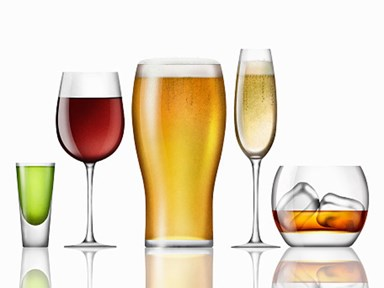 Alcohol — yes, all types — may be good for your heart