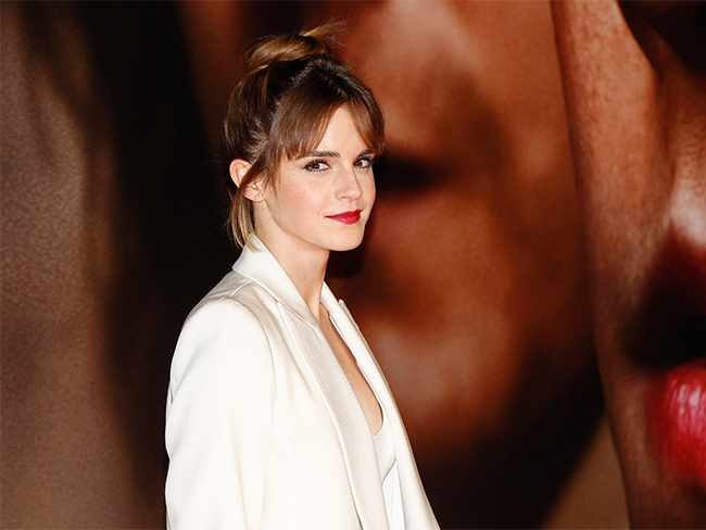 """Emma Watson admits she's signed up to an """"expensive ..."""