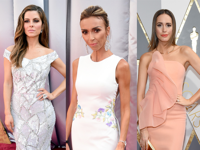 Oscars 2016: Feast your eyes on the year's greatest red carpet