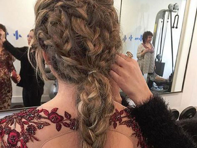 Oscars 2016: Here are all your celebs getting their Oscar glam on before the show