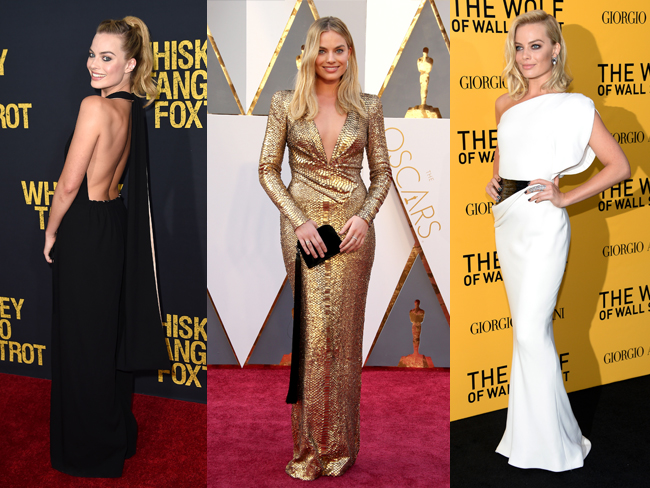 27 times Margot Robbie looked #flawless